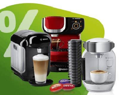 Verwonderlijk Tassimo T-Discs & Drinks   Tassimo coffee pods, tea & hot chocolate WT-63