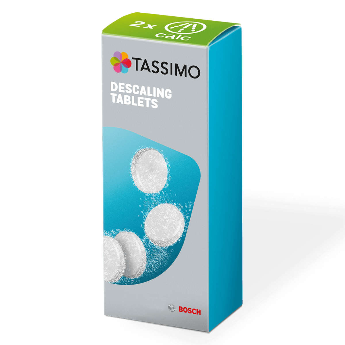 TASSIMO Descaling tablets