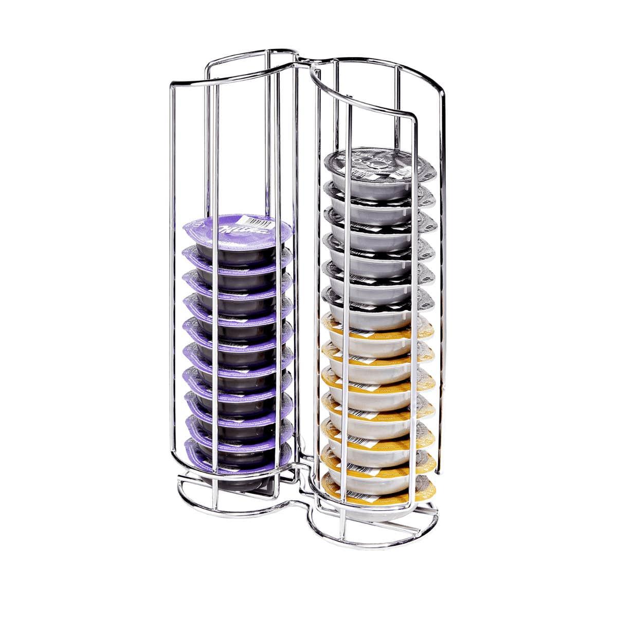 TASSIMO Stainless Steel TASSIMO Pod Holder for 32 T DISCs