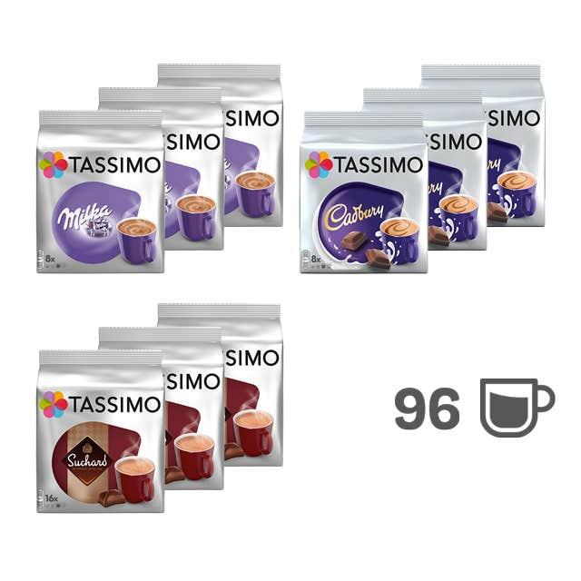 TASSIMO TASSIMO Kakao Genuss - 9 Packungen