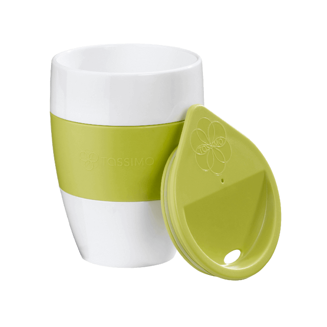TASSIMO Koziol Aroma To Go Cup - Vert