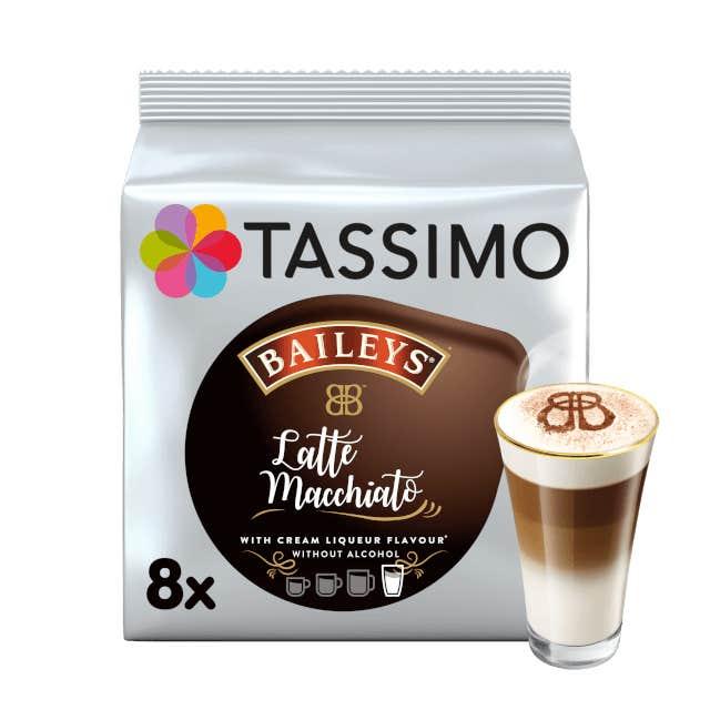 TASSIMO Baileys Latte Macchiato dosettes