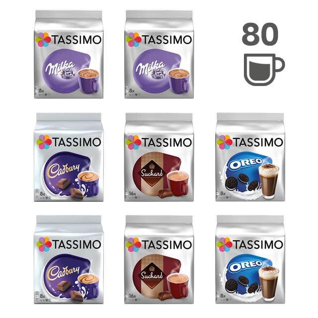 TASSIMO TASSIMO Kakao Genuss - 8 Packungen