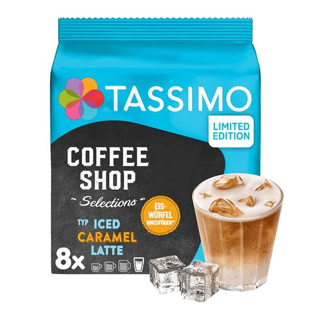 TASSIMO Iced Caramel Latte Kapseln