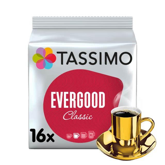 TASSIMO Evergood Classic pods