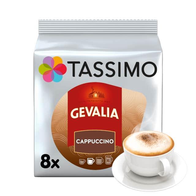 TASSIMO Gevalia Cappuccino dosettes