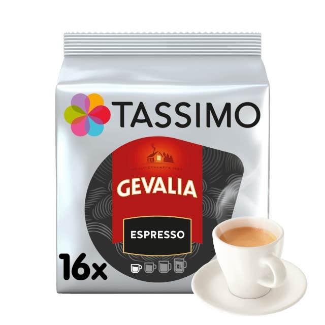 TASSIMO Gevalia Espresso pods