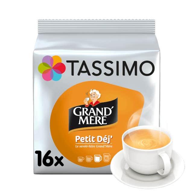 TASSIMO Grand Mere Breakfast pods