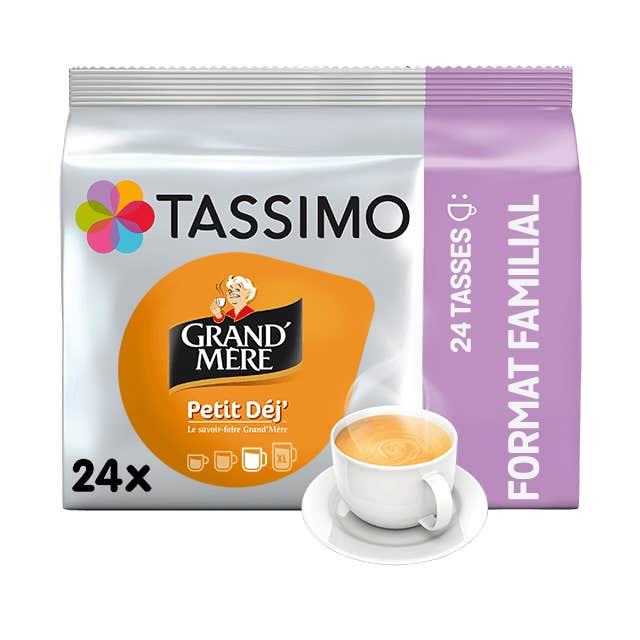 TASSIMO Grand'Mère Petit Déjeuner dosettes