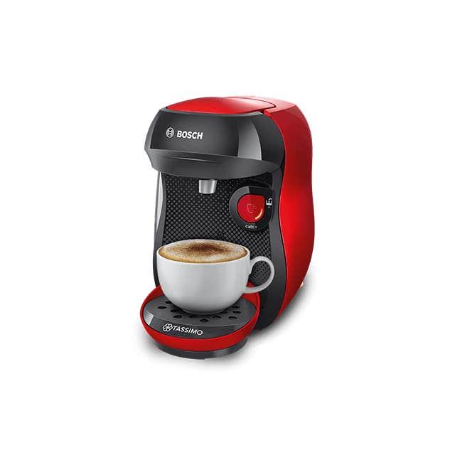 TASSIMO Happy - just red coffee machine