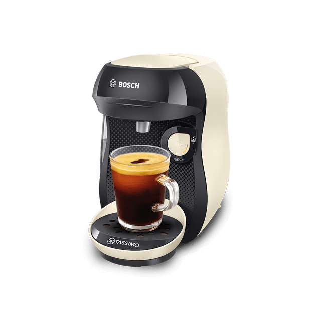 TASSIMO Happy - cream coffee machine