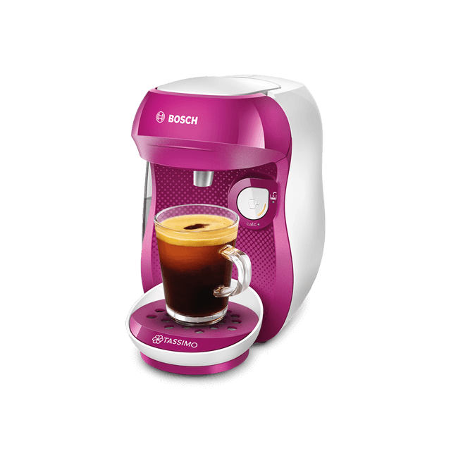 TASSIMO Happy - wild purple coffee machine