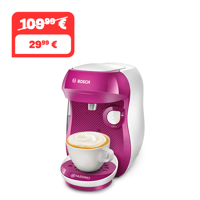 TASSIMO Happy - Wild Purple Kaffeemaschine