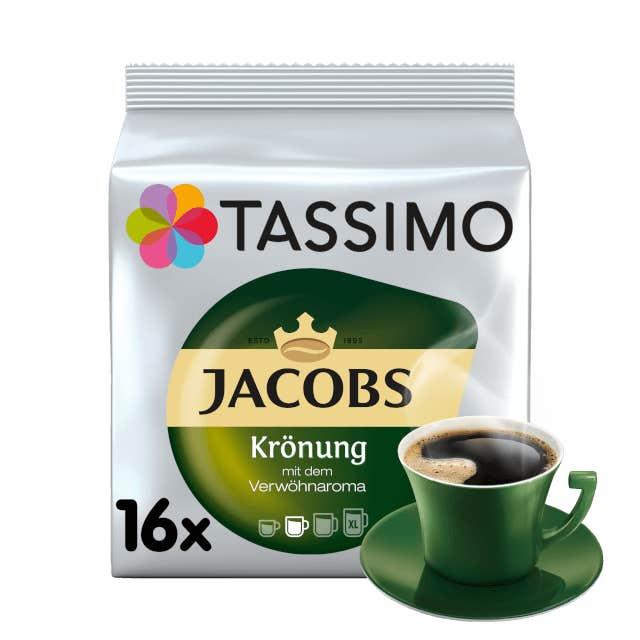 TASSIMO Jacobs Krönung pods