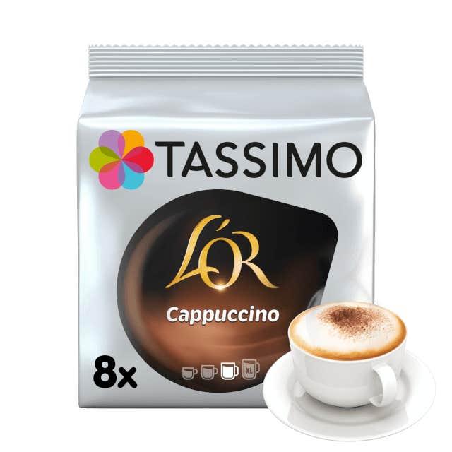 TASSIMO L'OR Cappuccino pods
