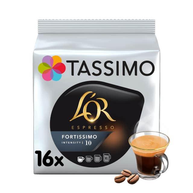 TASSIMO Tassimo L'OR Espresso Fortissimo dosettes