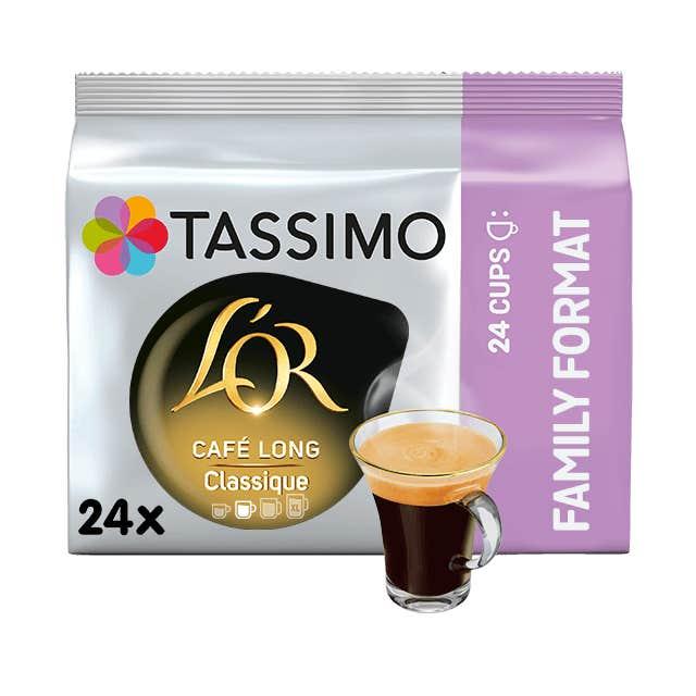 TASSIMO L'OR Café Long Classique capsulas