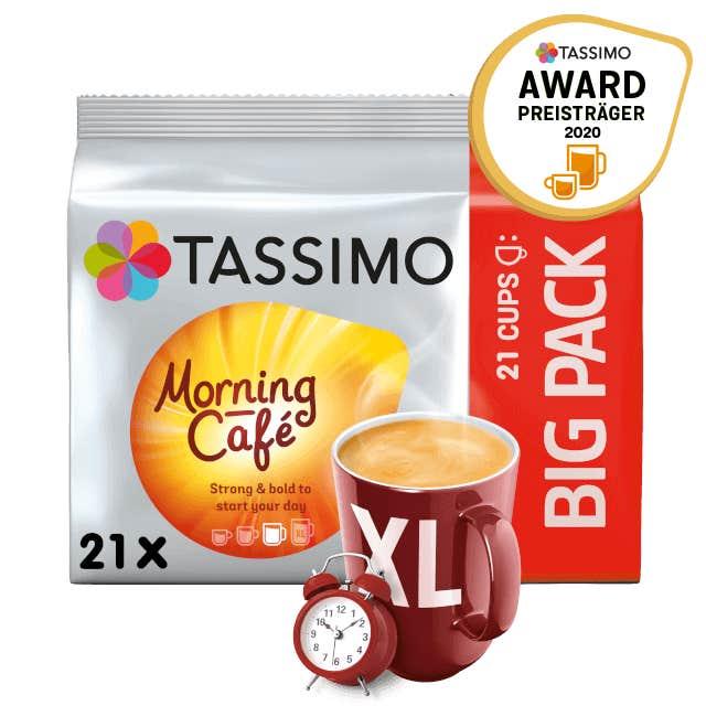 TASSIMO Morning Café XL Kapseln