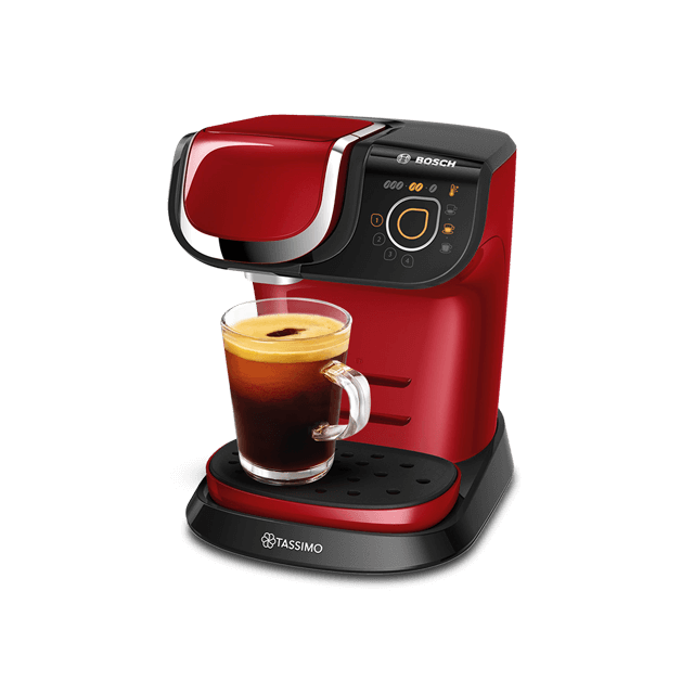 TASSIMO My Way 2 Rouge cafetière