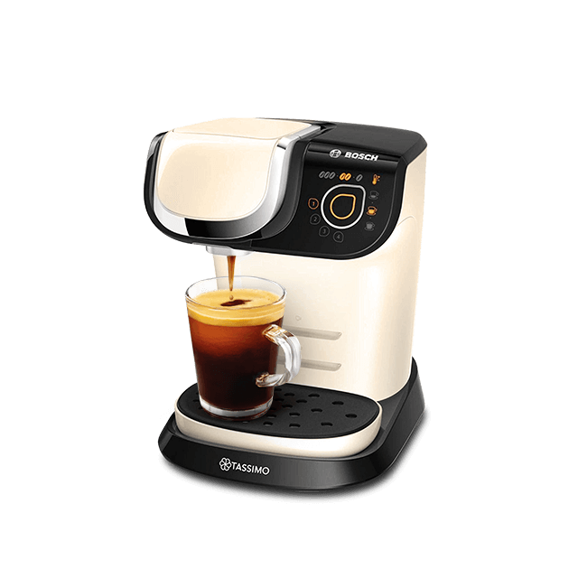 TASSIMO My Way 2 - cream coffee machine