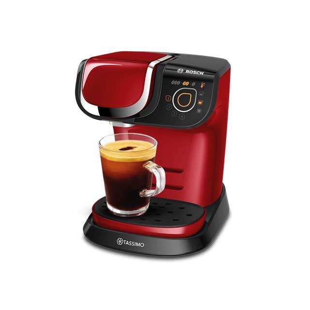TASSIMO My Way - Rot Kaffeemaschine
