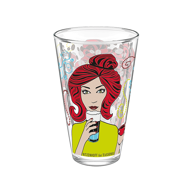 TASSIMO TASSIMO Ritzenhoff Glas Frau