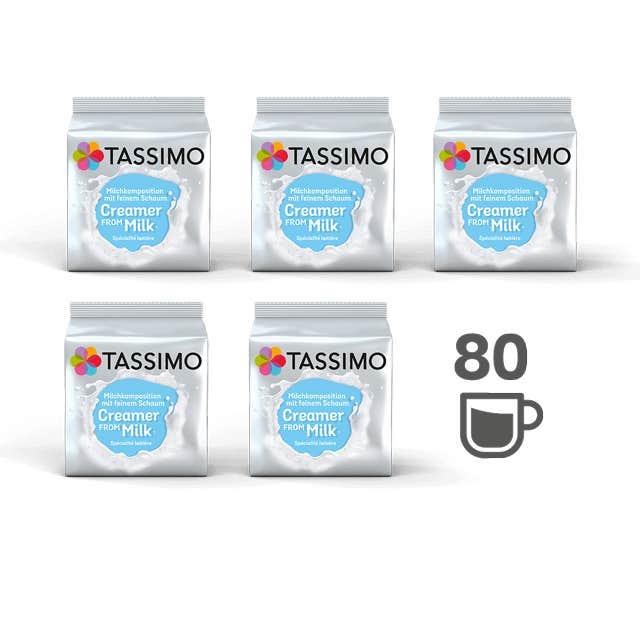 TASSIMO TASSIMO SPÉCIALITÉ LAITIÈRE – 5 paquets