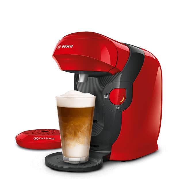 TASSIMO STYLE - Just Red Kaffeemaschine