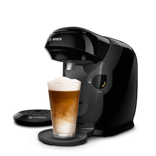 TASSIMO STYLE - Real Black Kaffeemaschine