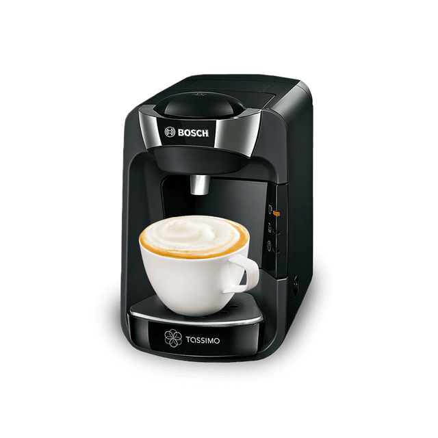 TASSIMO Suny - Mystical black coffee machine