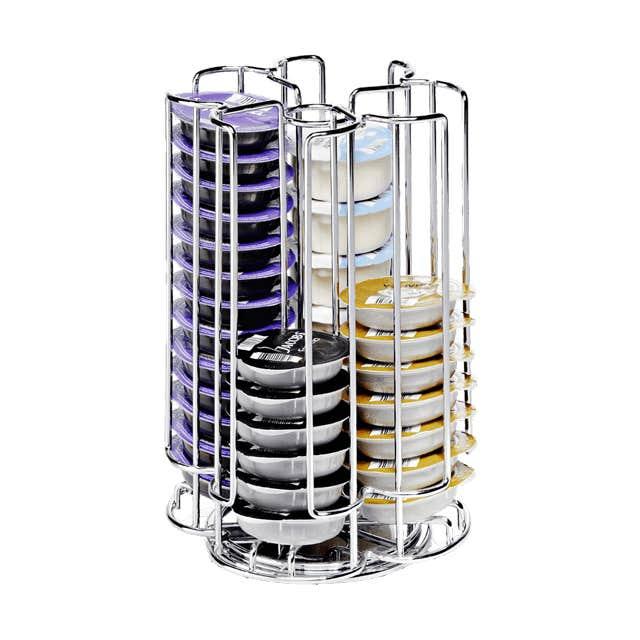 TASSIMO Stainless Steel TASSIMO Pod Holder for 52 T DISCs