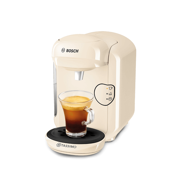 TASSIMO Vivy 2 - cream coffee machine