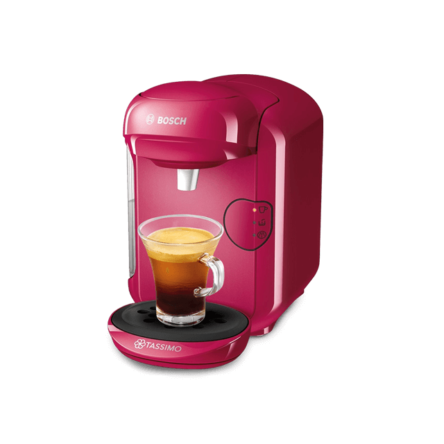 TASSIMO Vivy 2 - pink coffee machine