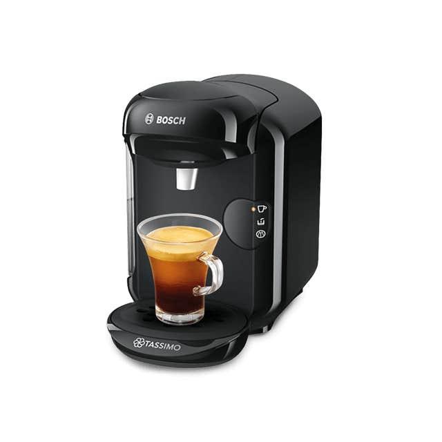 TASSIMO Vivy 2 - real black coffee machine