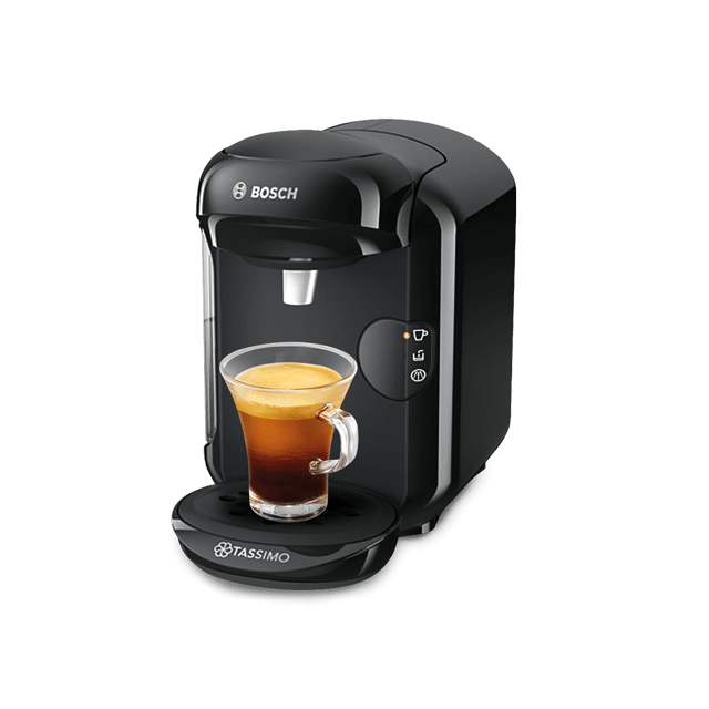 TASSIMO VIVY 2 - real black coffee machine