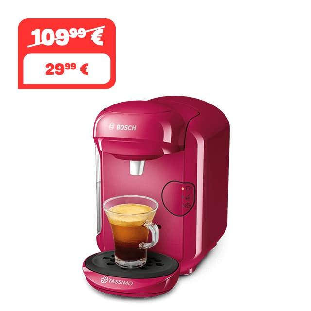TASSIMO Vivy 2 - sweet pink Kaffeemaschine