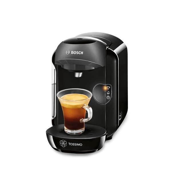 TASSIMO Vivy - real black coffee machine