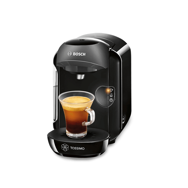 TASSIMO Vivy - black coffee machine