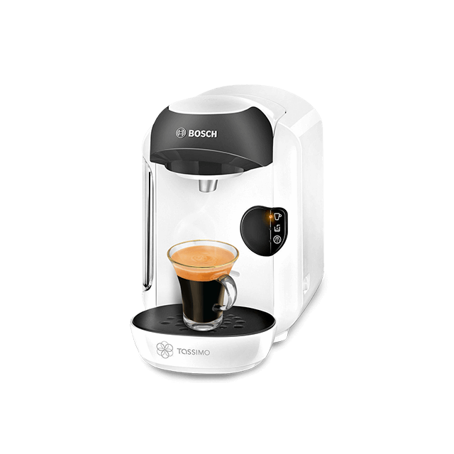 TASSIMO Vivy  - white coffee machine