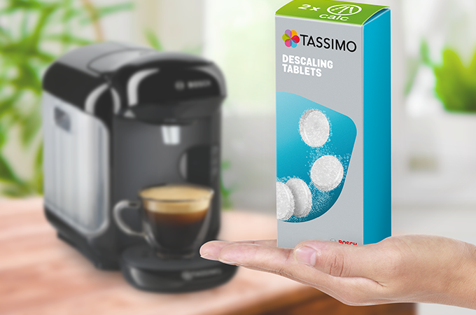 Tassimo Descaling How To Descale Instructions Descaling Tablets