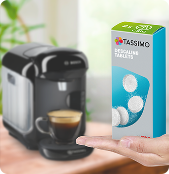 Tassimo Descaling | How to descale - Instructions